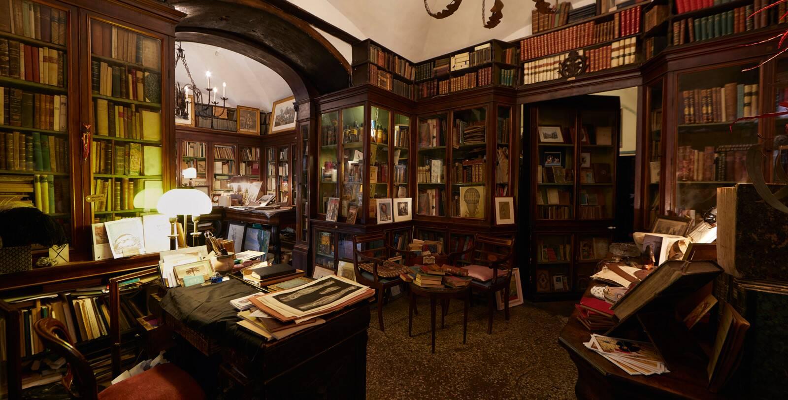 Librerie storiche a Roma
